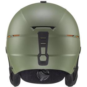UVEX Legend Pro Helm, leaf green mat